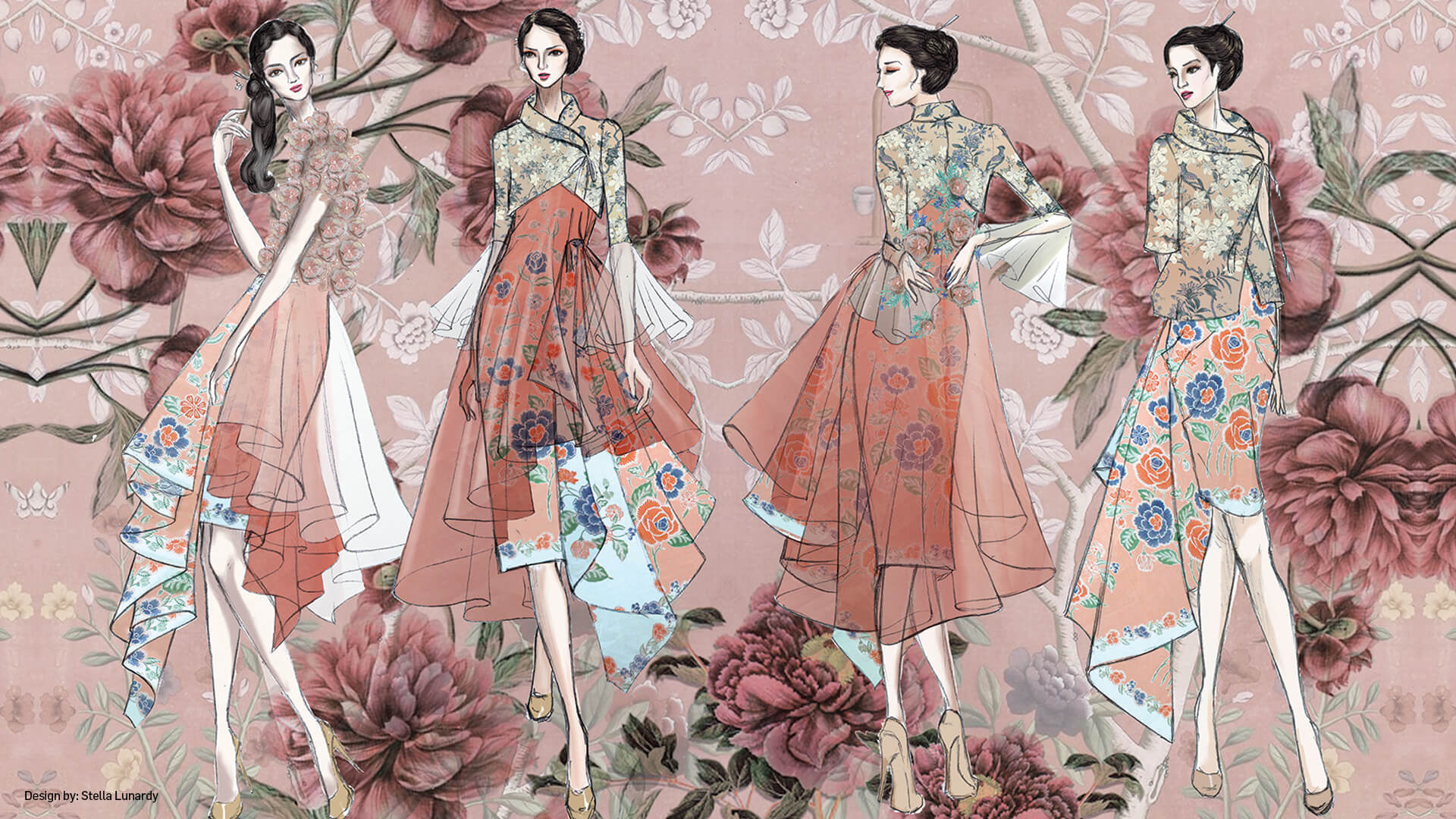 Sarjana Fashion Design Indonesia
